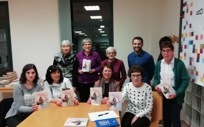 Local writers and Encontres for the Reading Club's winter programme