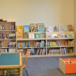 The library starts the new school year with a remodelled children's area