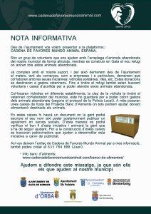 CADENA DE FAVORES_nota informativa valencià