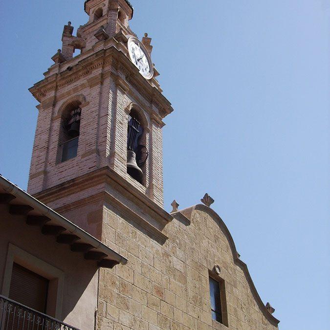 Esglèsia Parroquial San Juan Bautista