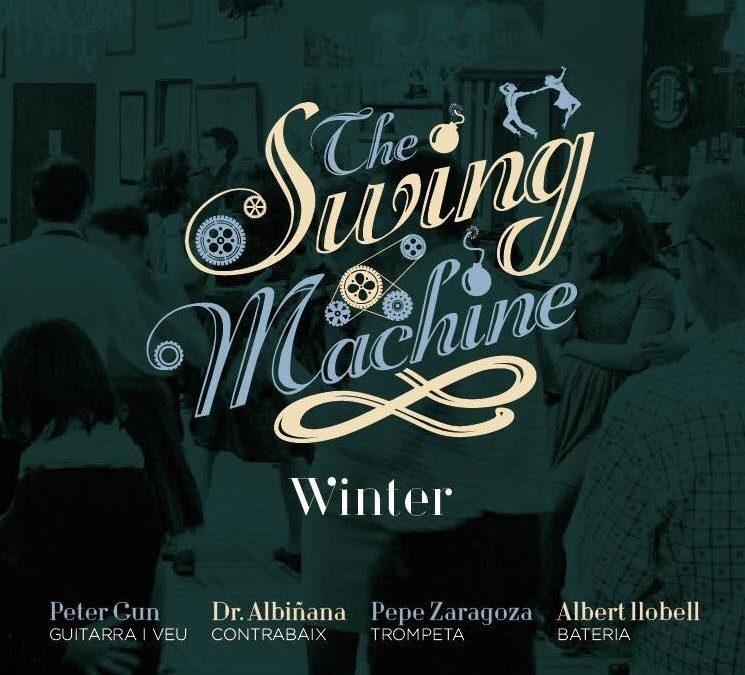 Concert The Swing Machine «Juliol a la fresca 2017»