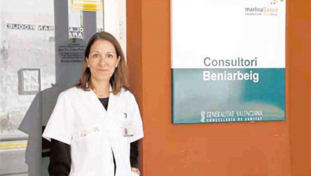 """""""Las Provincias"""" es fa ressò de la trajectòria dels metges rurals amb la Dra. Vidosa com a exemple"""
