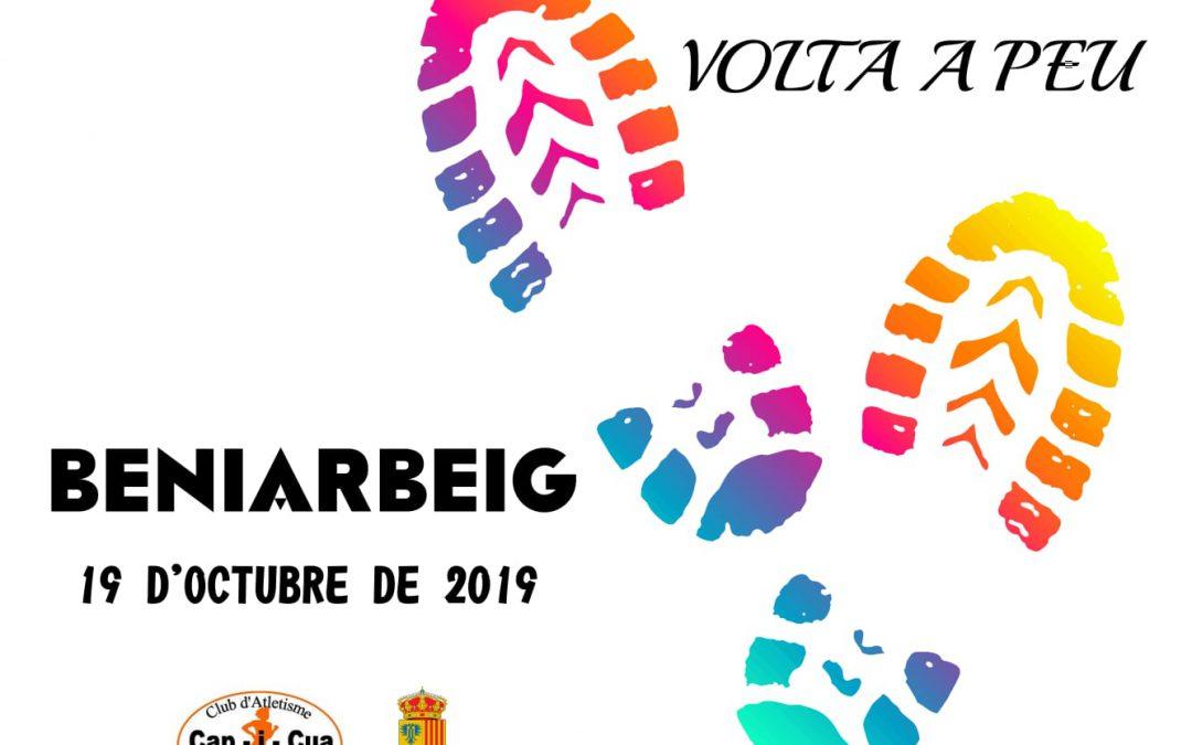 El sábado 19 de octubre regresa la Vuelta a Pie de Beniarbeig