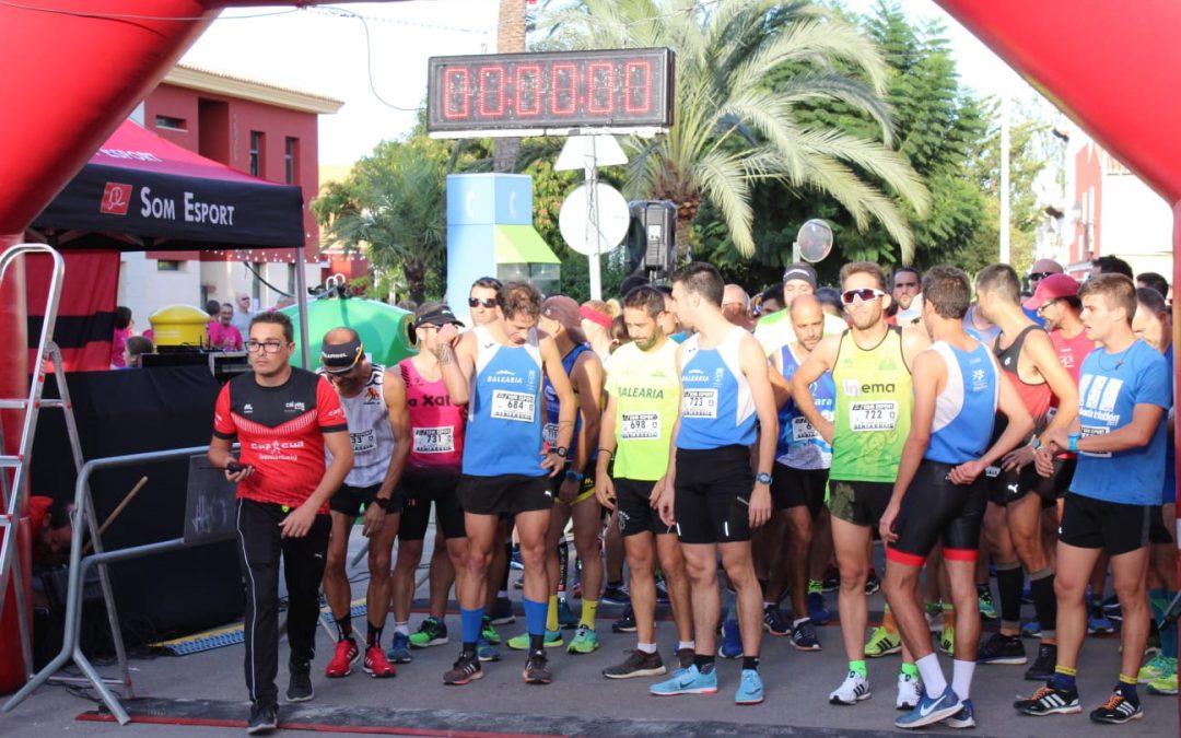 300 personas participan de la Vuelta a Pie en Beniarbeig