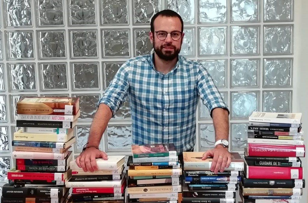 L'ENTREVISTA. Joan Orozco Mulet, bibliotecari