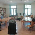 L'escriptor Víctor Labrado participa del Club de Lectura
